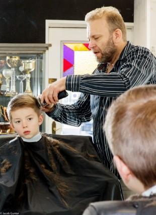De barbier van Haren