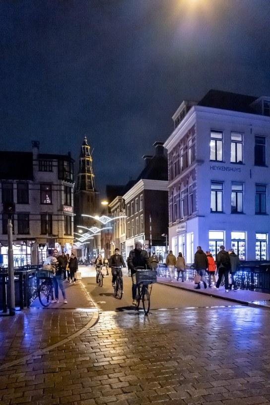Aa brug Groningen