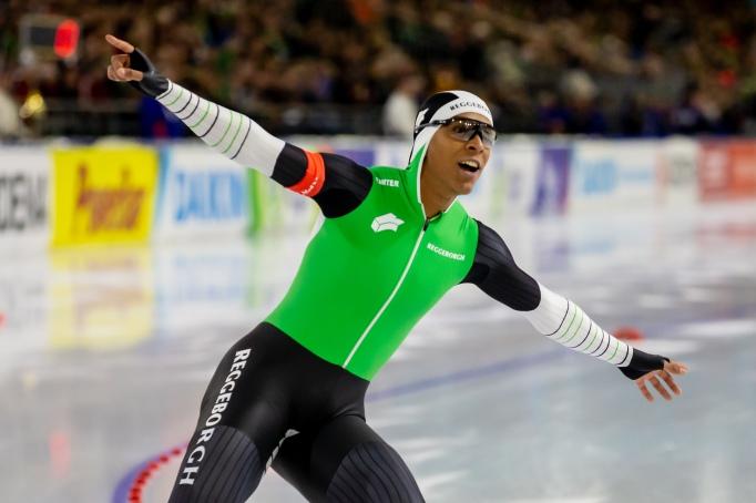 Dai Dai Ntab winnaar 500m