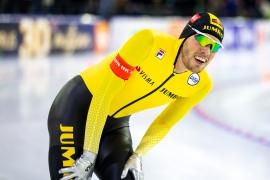 Patrick Roest winnaar 5km